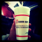 Cook Out in Burlington, NC