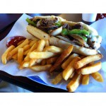 Milo's Greek Food Philly's in Rocklin