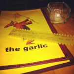 Garlic in Killington, VT