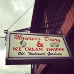 Maurer's Dairy and Ice Cream Shp in Shamokin