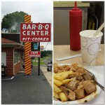 Barbecue Center in Lexington