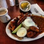 LA Fogata Restaurant in Houston