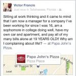 Papa John's Pizza in Tallahassee
