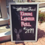 Shrimp Shack in Santa Rosa Beach