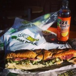 Subway Sandwiches in Denver