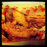Popeye's Chicken in Hampton