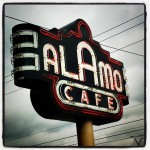 Alamo Cafe in San Antonio