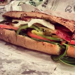 Subway Sandwiches in Vancouver