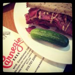 Carnegie Deli in New York, NY
