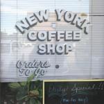 New York Coffee Shop in Houston
