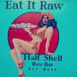 Half Shell Raw Bar in Key West