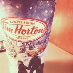 Tim Horton's in Warren