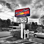 Maine Diner in Wells, ME