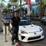 Bouchon in Beverly Hills, CA