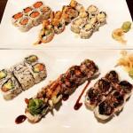 Shogun Sushi in Tampa