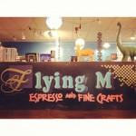 Flying M Coffeehouse in Boise, ID