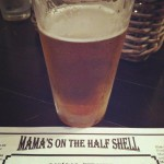 Mama's On the Half Shell in Baltimore, MD