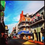 Jean Lafitte Bistro in New Orleans
