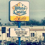 White Castle in Hermitage