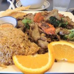 Sizzling Thai Kitchen in Downey