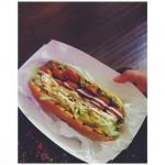 Los Shucos Latin Hot Dogs in San Francisco