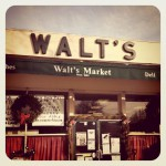 Walt's Food Market in Old Saybrook