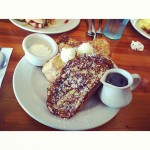 Garden Court Cafe in Glen Ellen