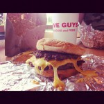 Five Guys in Suwanee, GA