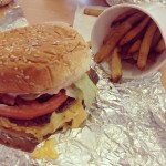 Five Guys Burgers and Fries in Wichita