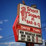Short Sugar's Bar-B-Q in Danville