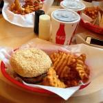Goldburgers in Newington