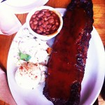 The County Line Legend Bar Bq in Austin