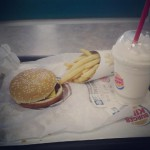 Burger King in Gorham