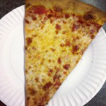 Vics Pizza in New York
