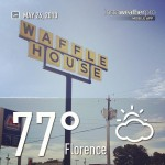 Waffle House in Florence, SC