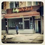 Holy Schnitzel in Brooklyn