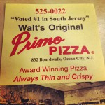 Primo Pizza in Somers Point