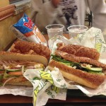 Subway Sandwiches in Skokie