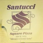 Santucci's Square Pizza in Philadelphia