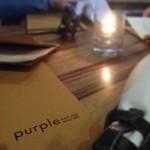 Purple Cafe and Wine Bar in Bellevue, WA