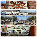 Sky Rider Coffee Shop in Marana