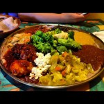Enssaro Ethiopian Cuisine in Oakland