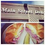 Mainstreet Deli in Springboro
