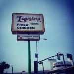 Louisiana Fried Chicken in Los Angeles