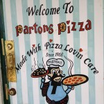 Parton's Pizza in Fort Worth