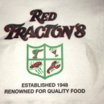 Red Tracton's Restaurant in Solana Beach, CA