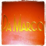 Da Marco in Houston, TX