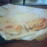 Subway Sandwiches in Granite Bay