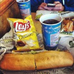 Subway Sandwiches in Gilroy