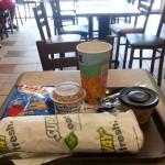 Subway Sandwiches in Miami